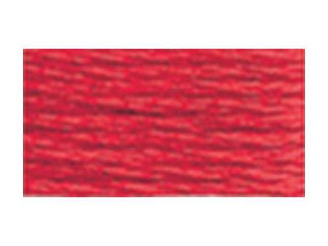 DMC Pearl Cotton Balls Size 8 - 95 Yards-Bright Red