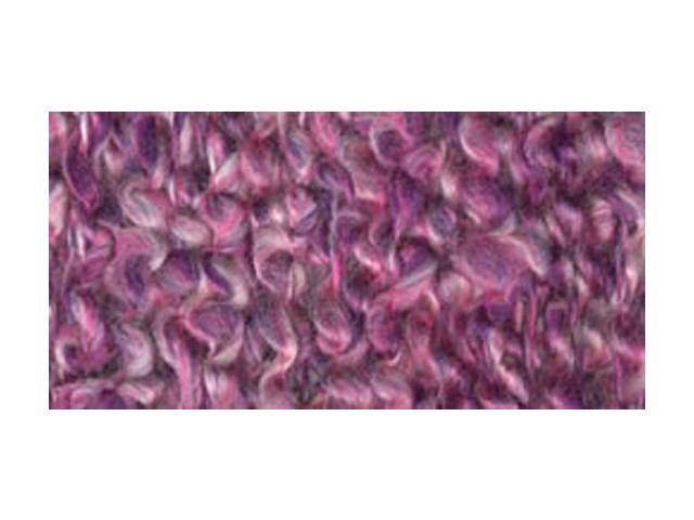 Silky Twist Yarn-Purple Haze
