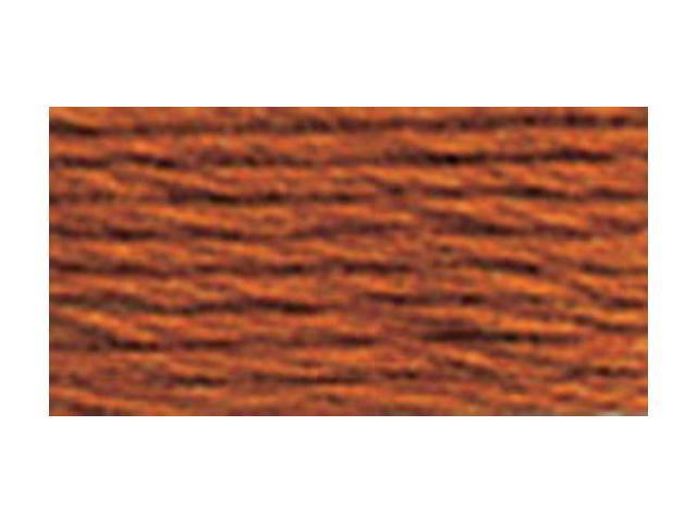 DMC Pearl Cotton Skeins Size 3 - 16.4 Yards-Medium Mahogany