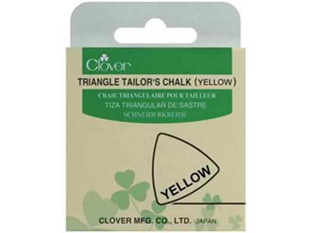 Triangle Tailors Chalk-Yellow