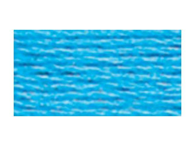 DMC Pearl Cotton Skeins Size 3 - 16.4 Yards-Medium Electric Blue