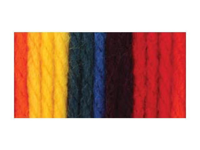 Softee Chunky Ombre Yarn-School Yard