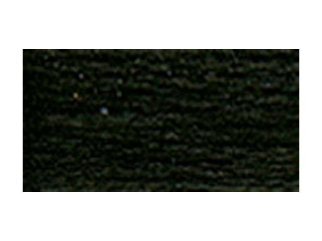 DMC Pearl Cotton Balls Size 12 - 141 Yards-Black
