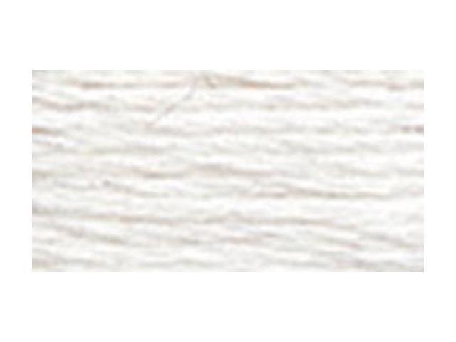 DMC Pearl Cotton Balls Size 5 - 53 Yards-Snow White