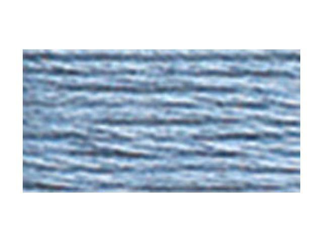 DMC Pearl Cotton Balls Size 8 - 95 Yards-Light Cornflower Blue
