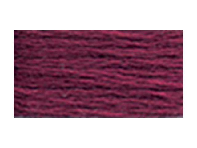 DMC Pearl Cotton Skeins Size 5 - 27.3 Yards-Very Dark Mauve