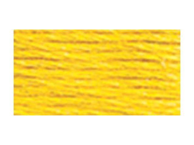 DMC Pearl Cotton Balls Size 8 - 95 Yards-Bright Canary
