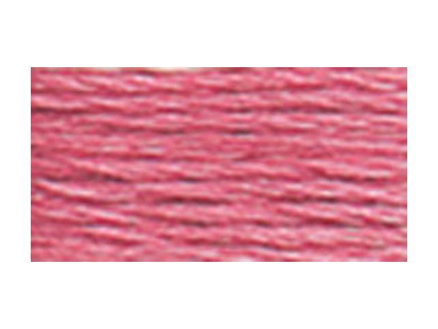 DMC Pearl Cotton Skeins Size 5 - 27.3 Yards-Medium Rose