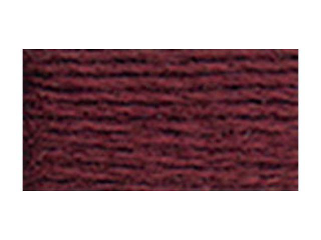 DMC Pearl Cotton Balls Size 8 - 95 Yards-Very Dark Garnet