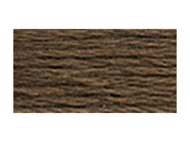 DMC Pearl Cotton Skeins Size 5 - 27.3 Yards-Dark Beige Brown
