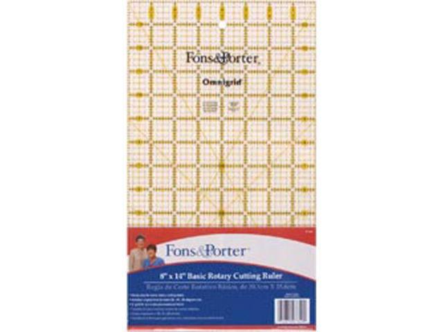 Fons & Porter Rotary Cutting Ruler-8