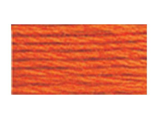 DMC Pearl Cotton Skeins Size 3 - 16.4 Yards-Burnt Orange
