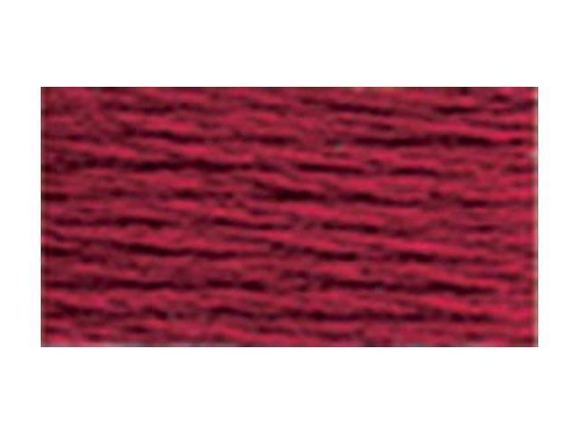 DMC Pearl Cotton Skeins Size 5 - 27.3 Yards-Medium Garnet