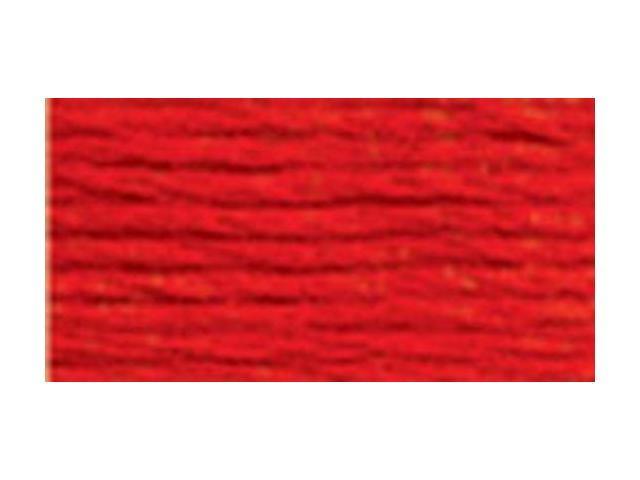 DMC Pearl Cotton Balls Size 8 - 95 Yards-Bright Orange-Red