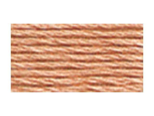 DMC Pearl Cotton Skeins Size 3 - 16.4 Yards-Very Light Terra Cotta