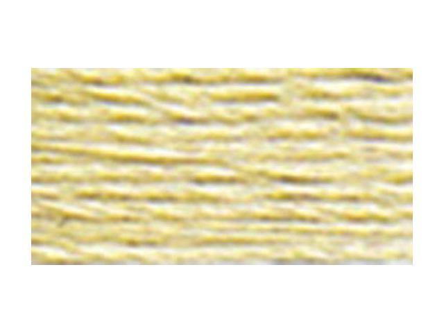 DMC Pearl Cotton Skeins Size 5 - 27.3 Yards-Light Yellow Beige
