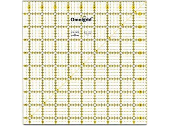 Omnigrid Quilter's Square-9-1/2
