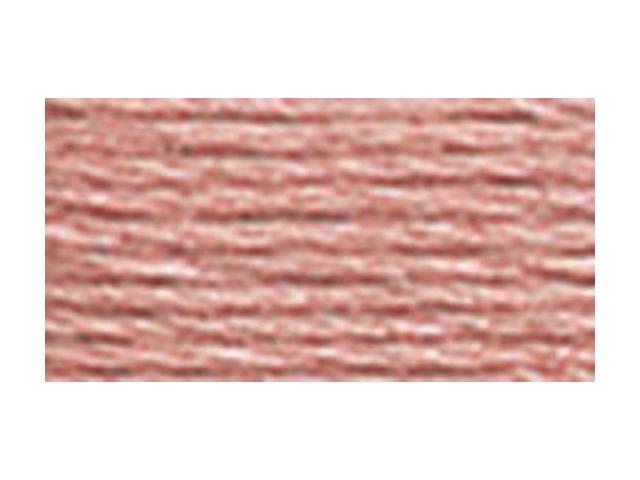 DMC Pearl Cotton Skeins Size 3 - 16.4 Yards-Very Light Shell Pink