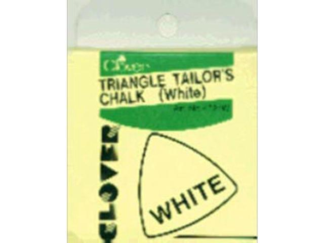 Triangle Tailors Chalk-White