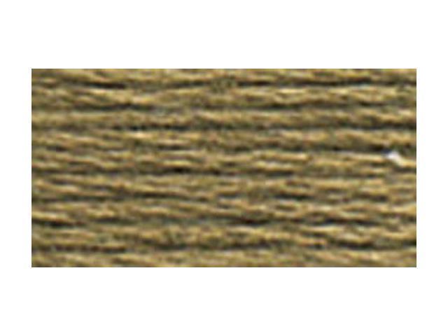 DMC Pearl Cotton Balls Size 8 - 95 Yards-Very Dark Beige Grey
