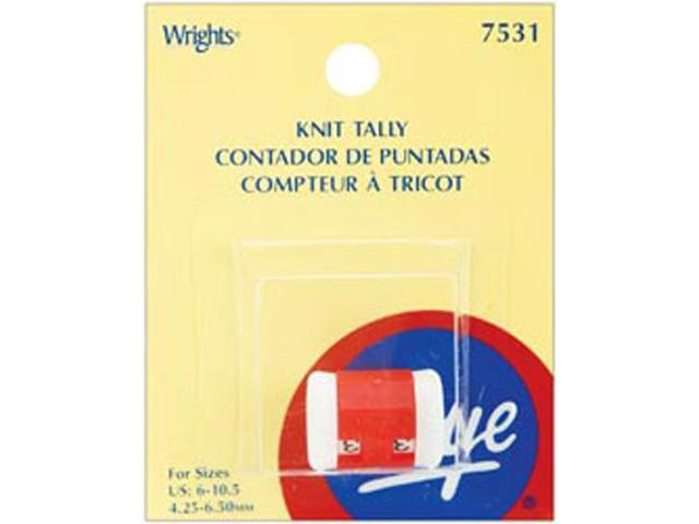 Bulky Knit Tally-For Sizes 6-10.5 1/Pkg