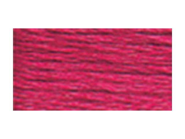 DMC Pearl Cotton Balls Size 8 - 95 Yards-Dark Cranberry
