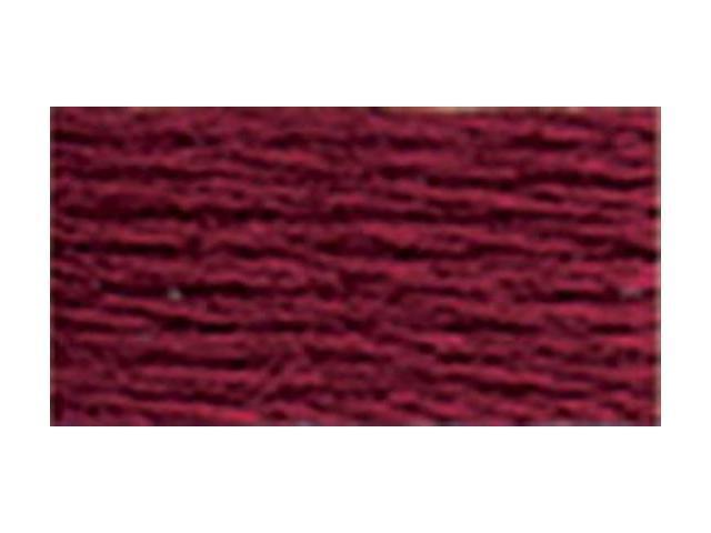 DMC Pearl Cotton Skeins Size 5 - 27.3 Yards-Dark Garnet