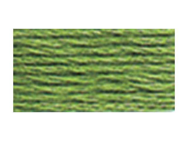 DMC Pearl Cotton Skeins Size 5 - 27.3 Yards-Medium Forest Green