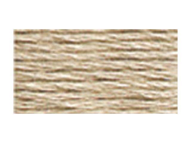 DMC Pearl Cotton Skeins Size 5 - 27.3 Yards-Very Light Beige Brown