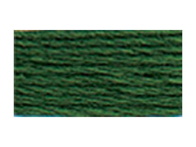 DMC Pearl Cotton Skeins Size 5 - 27.3 Yards-Very Dark Hunter Green