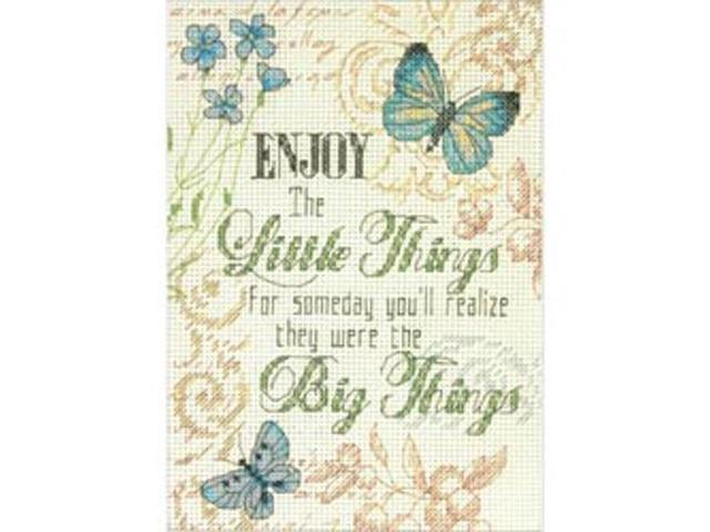 Little Things Mini Counted Cross Stitch Kit-5
