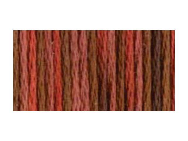DMC Color Variations Pearl Cotton Size 5 - 27 Yards-Terra Cotta