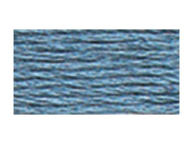 DMC Pearl Cotton Balls Size 8 - 95 Yards-Medium Antique Blue