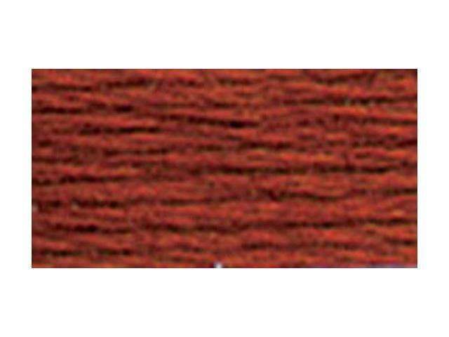 DMC Pearl Cotton Skeins Size 3 - 16.4 Yards-Dark Red Copper