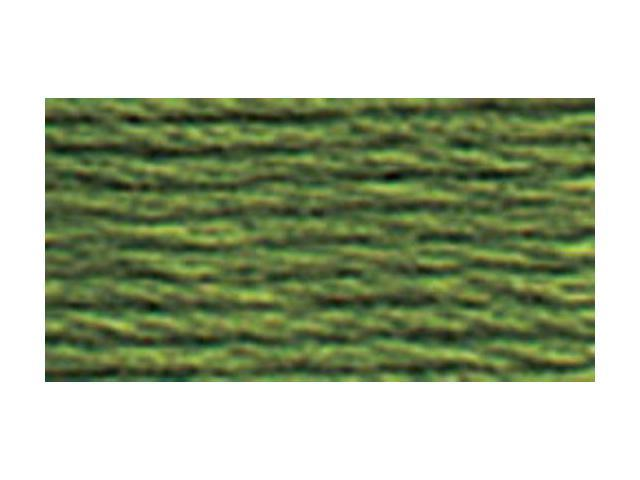 DMC Pearl Cotton Skeins Size 5 - 27.3 Yards-Hunter Green