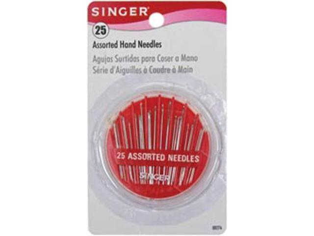 Hand Needle Compact-Assorted 25/Pkg