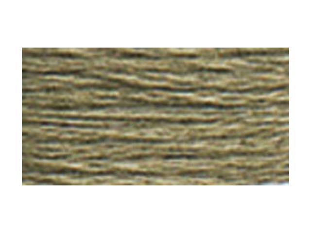DMC Pearl Cotton Skeins Size 5 - 27.3 Yards-Medium Brown Grey