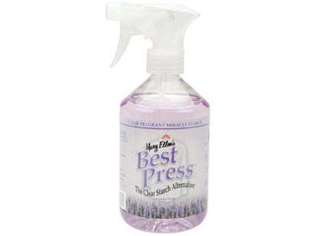 Mary Ellen's Best Press Clear Starch Alternative 16 Ounces-Lavender Fields