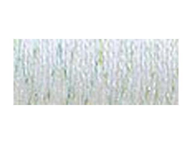 Kreinik Very Fine Metallic Braid #4 11 Meters (12 Yards)-Pale Green