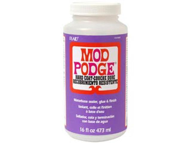 Mod Podge Hard Coat 16 Ounces-