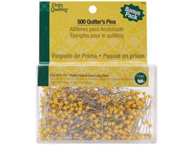 Dritz Quilting Quilter's Pins -1-3/4