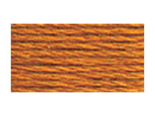 DMC Pearl Cotton Skeins Size 3 - 16.4 Yards-Medium Golden Brown