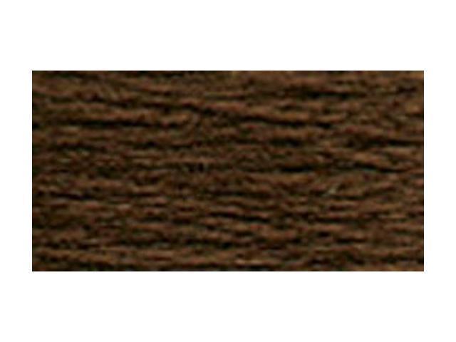 DMC Pearl Cotton Skeins Size 3 - 16.4 Yards-Ultra Dark Coffee Brown