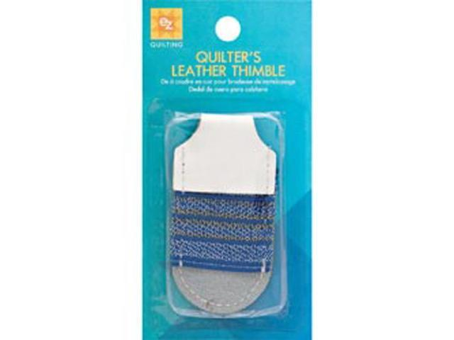 Quilter's Leather Thimble-Adjustable