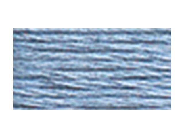 DMC Pearl Cotton Balls Size 12 - 141 Yards-Light Cornflower Blue