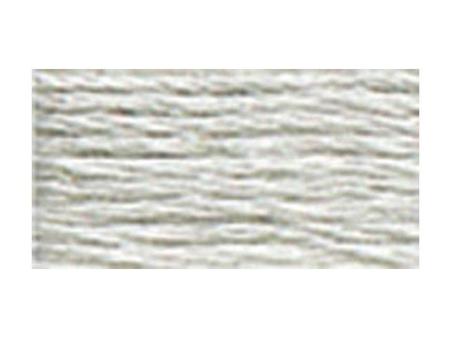 DMC Pearl Cotton Skeins Size 3 - 16.4 Yards-Very Light Pearl Grey