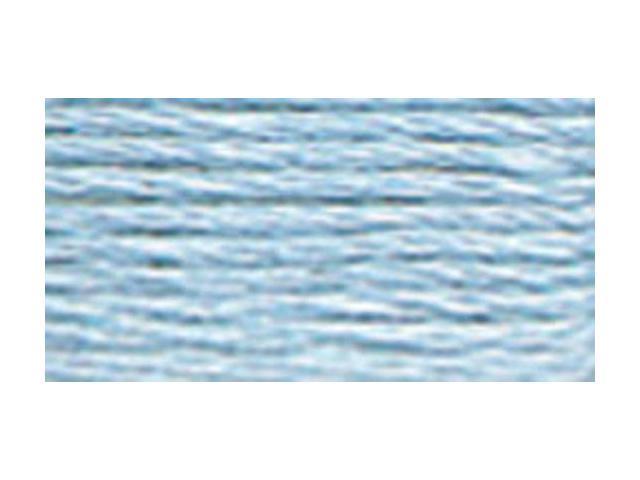 DMC Pearl Cotton Skeins Size 3 - 16.4 Yards-Pale Delft Blue