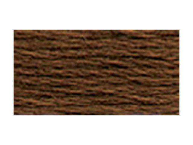 DMC Pearl Cotton Balls Size 8 - 95 Yards-Dark Coffee Brown