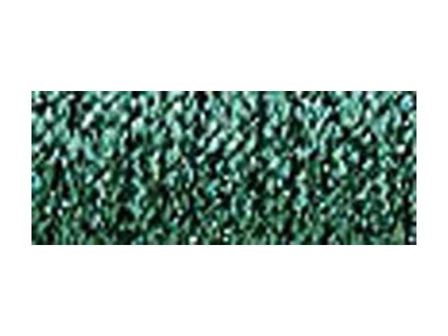Kreinik Fine Metallic Braid #8 10 Meters (11 Yards)-Hi Lustre Emerald