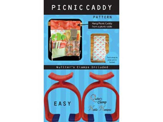 Picnic Caddy-W/Clamps